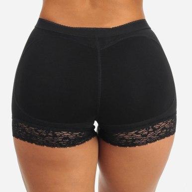 Women Control Panties Push Up Boyshort Sexy Shapewear