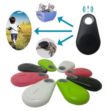 Anti-Lost Pets Smart Mini GPS Tracker Waterproof Bluetooth Trackers