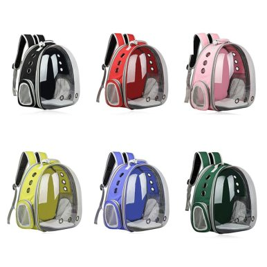 Pet Cat Dog Backpack Travel Puppy Kitten Backbag