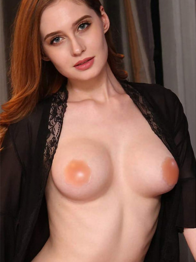 Women Pasties Silicone Self-Adhesive Bra Nipple Cover Sticky Bras