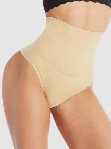 Waist trainer Butt lifter body shaper Slimming Briefs tummy shaper slim Womens Thong Panties Corrective Underwear Control pants