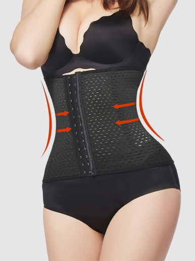 Corset  Waist trainer corsets sexy Steel boned steampunk party corselet and bustiers Gothic Clothing Corsage modeling strap