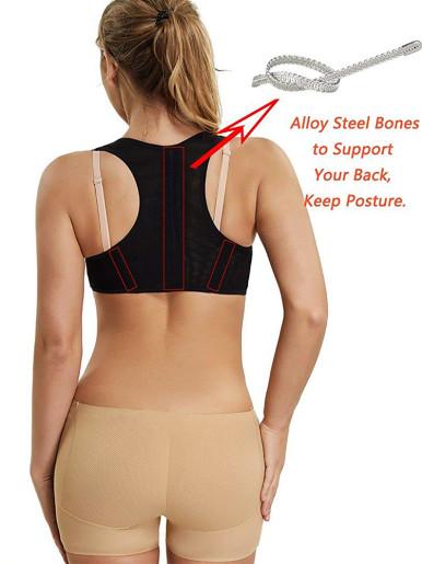 Posture Corrector Back Shoulder Support Belt Adjustable Straps Bra Women Corset Shaper Chest Brace Correction Slim Shapewear