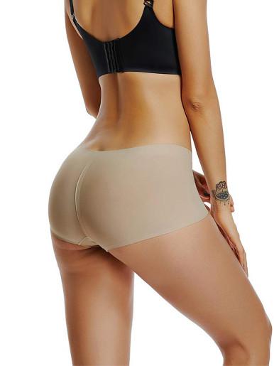 Boxer Femme Women Knickers Panties Briefs Sexy Lingerie Slimming Underwear Safety Short Pants Seamless Underpants Butt Lifter