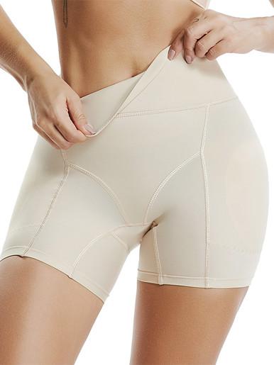Women Shapewear High Wasit Butt Lifter Hip Pads Buttock Hip Pants Underwear Briefs Panties Enhancer Padded Bodyshort Fake Butt