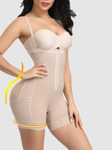 Plus Size Women Full Body Shapewear