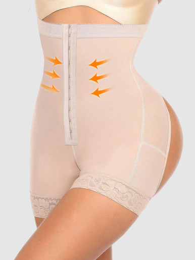 Women Straps Bodysuits Shapewear Body Shaper Tummy Control Underwear