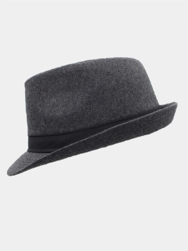 Men's Timelessly Classic Manhattan Fedora Hat
