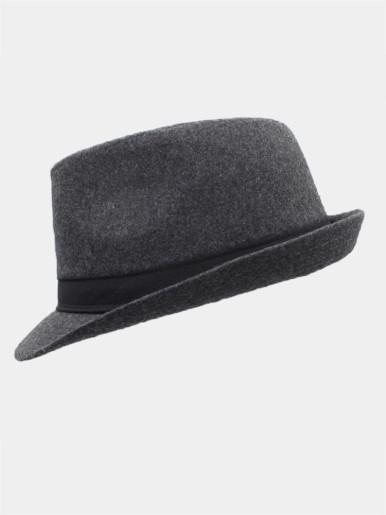 Men's Timelessly Classic Manhattan Fedora Hat