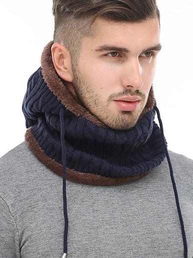 Men's Winter Warm Face Mask Skiing Balaclava Hat