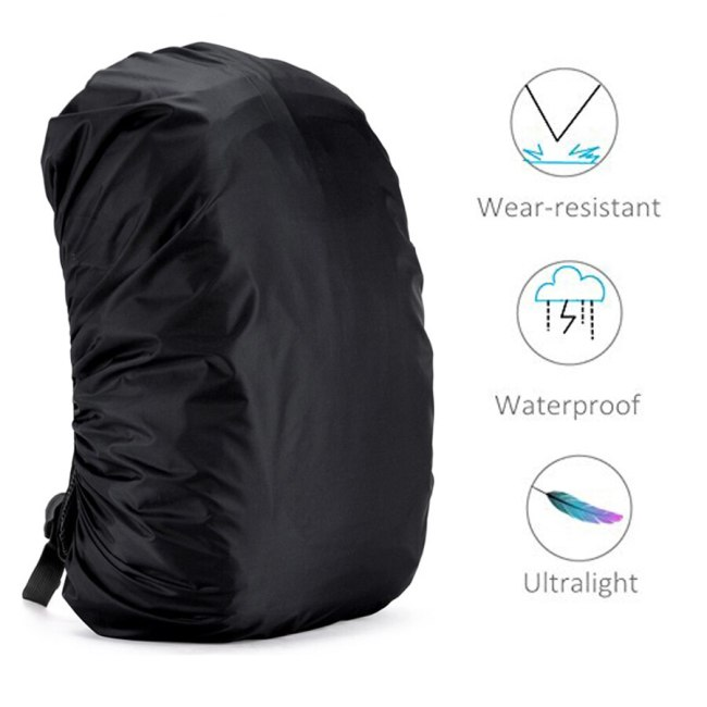 Outdoor Camping Hiking Backpack Rain Cover Case