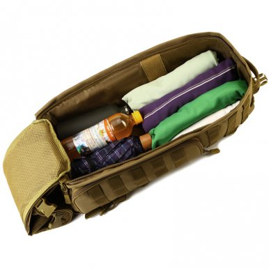 OneBling Waterproof Nylon Sling Bag Outdoor Sprots Bags Hiking Chest Bag
