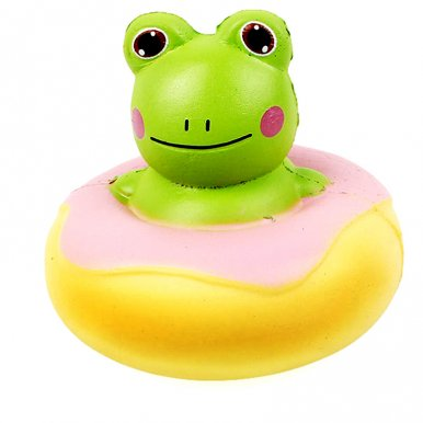 OneBling Cute Animal Donut Squishy Toys Soft Lovely Toys Slow Rising Decompression Toys
