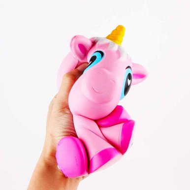OneBling Jumbo Cute Kawaii Unicorn Squishies Slow Rising Soft Lovely Toys Decompression Squeeze Toys Decor Props