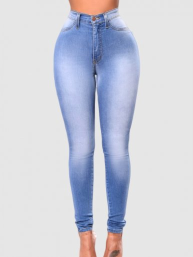 OneBling High Waisted Skinny Jeans