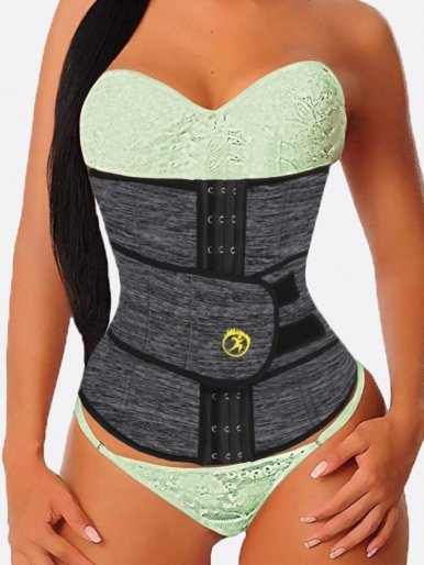 Women Waist Trainer Body Shaper Slimming Girdle