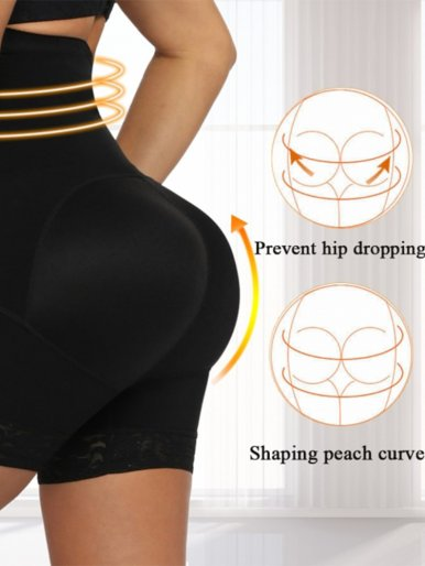 Breasted Butt Lifter High Waist Trainer Body Shapewear Women Control Panties