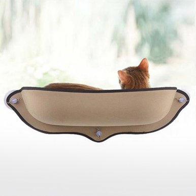 Cat Hammock Bed Window Suction Cups Bed For Pet Cat Rest House