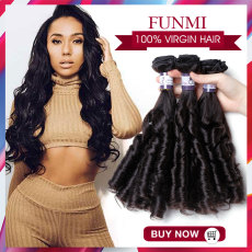 Top sale Brazilian / Peruvian / Malaysian / India  Virgin  Hair  Fummi  200g & 300g