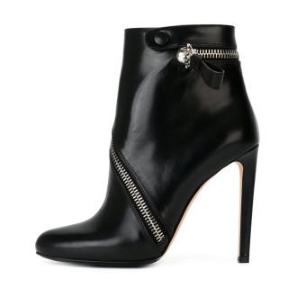 Fashion women's shoes boots sexy gladiator High heels zipper Platform boots Stilettos heels big size