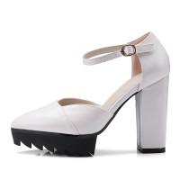 Women's Shoes Leatherette Summer Comfort Sandals chundy heels sandals