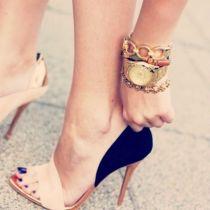 2018 summer high heels 12cm peep toe pumps stilettos mixed colors sandals women's shoes