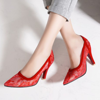 Arden Furtado summer 2019 fashion trend women's shoes pointed toe stilettos heels pure color  small size 28 big size 54 party shoes  slip-on pumps