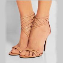 Arden Furtado summer 2019 fashion trend women's shoes stilettos heels zipper party shoes sexy big size 47 elegant sandals pure color