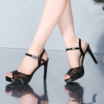 Arden Furtado summer 2019 fashion trend women's shoes stilettos heels sexy elegant buckle sandals party shoes small size 33
