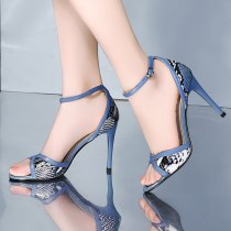 Arden Furtado summer 2019 fashion trend women's shoes stilettos heels sandals buckle concise mature narrow band office lady