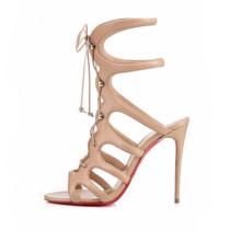 Arden Furtado summer fashion women's shoes stilettos heels sexy high heels sandals buckle narrow band party shoes