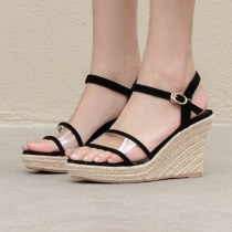 Arden Furtado Summer Fashion Trend Women's Shoes Sexy Elegant Pure Color apricot Sandals Classics Office lady Buckle Waterproof