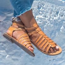 Arden Furtado Summer Fashion Women's Shoes Elegant Narrow Band casual gladiator Sandals