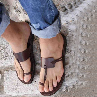 Arden Furtado Summer Fashion Trend Concise Sexy Pure Color any color can be customized Slippers Leather Concise Elegant Mature Classics