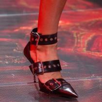 Arden Furtado Summer fashion women's shoes sandals leisure big size gladiator buckle shoes big size 45
