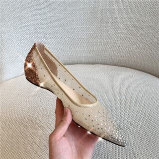 Arden Furtado Summer Fashion Trend Women's Shoes Pointed Toe flats Pure Color Wire side Shallow Concise Classics Big size 40