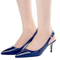 Arden Furtado Summer Fashion Trend Women's Shoes Pointed Toe Stilettos Heels  Sexy Elegant Pure Color Sandals Buckle Party Shoes