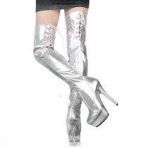 Arden Furtado Fashion Women's Shoes Winter  Pointed Toe Stilettos Heels Zipper Sexy Elegant Pure Color Waterproof Concise