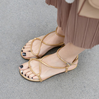 Arden Furtado Summer Fashion Trend Women's Shoes  Sexy Elegant Sweet Concise Pure Color Sandals Narrow Band Classics Mature