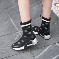 Arden Furtado Fashion Women's Shoes Winter Slip-on Women's Boots Concise Classics Mature Short Boots