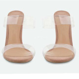 Arden Furtado Summer Fashion Trend Women's Shoes Pointed Toe Stilettos Heels Sexy Elegant Slippers Concise Classics Office lady