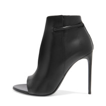 Arden Furtado Summer Fashion Women's Shoes Sexy Elegant Ladies Boots Concise Zipper Cool boots Concise Elegant Office lady