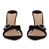 Arden Furtado Summer Fashion Trend Women's Shoes Sexy Elegant Mature Narrow Band Classics Office lady Office lady Slippers