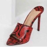 Arden Furtado Summer Fashion Trend Women's Shoes  Sexy Elegant Stilettos Heels Slippers Classics Office lady  Office lady
