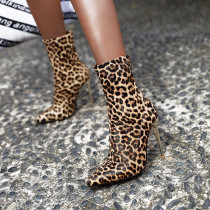 Arden Furtado Fashion Women's Shoes Winter  Pointed Toe Stilettos Heels Sexy Elegant Ladies Boots Concise Mature  Short Boots
