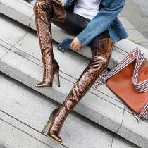 Arden Furtado  Fashion Women's Shoes  Winter Pointed Toe Stilettos Heels  Sexy Elegant Ladies Boots Concise Mature Women's Boots