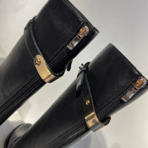 Arden Furtado Fashion Women's Shoes Winter pure color Zipper Women's Boots Classics Knee High Boots Big size 43