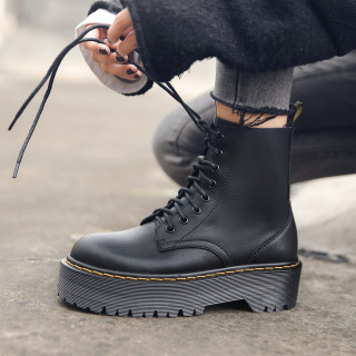 Arden Furtado Fashion Women's Shoes Winter  Sexy Elegant Ladies Boots pure color Cross Lacing Women's Boots Short Boots