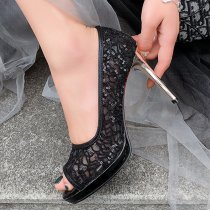1862cd66a9ab Arden Furtado summer 2019 fashion trend women's shoes pure color slip-on stilettos  heels pumps