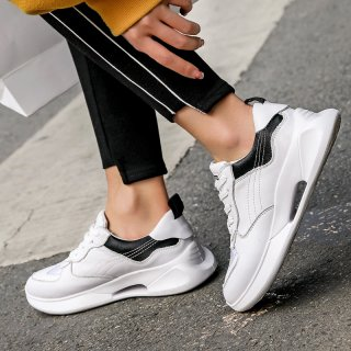Arden Furtado spring and autumn 2019 fashion  mixed colors women's shoes cross lacing classics leisure comfortable concise casual shoes